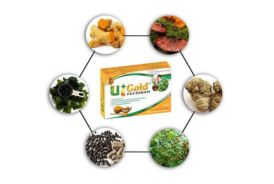 U + FUCOIDAN được chiết xuất từ tự nhiên