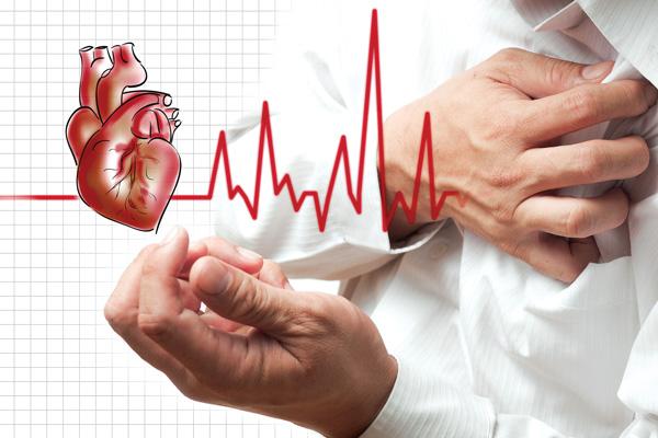 bệnh tim mạch dẫn tới huyết áp thấp