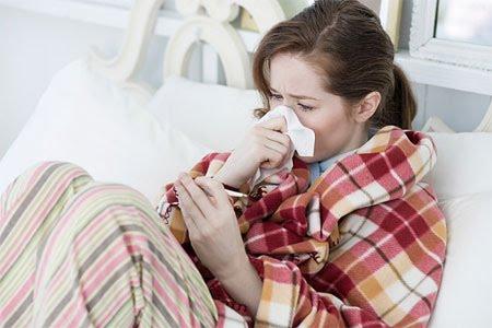 Theo llá Sen, dễ cảm cúm vì mất ngủ