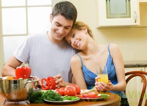 Tinh trùng khỏe sẽ đảm bảo cho cuộc sống gia đình