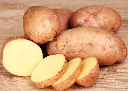khoai tây điều trị đau dạ dày hiệu quả
