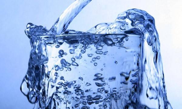 Hạt kiềm sinh học, Kiềm hóa nước