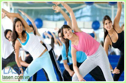 vận động tăng cường sức khỏe, tăng sức chịu đựng khi bị đau bụng kinh
