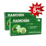 Combo 2 hộp Thực phẩm bảo vệ sức khỏe Hamosen