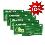 Combo 8 hộp Thực phẩm bảo vệ sức khỏe Hamosen