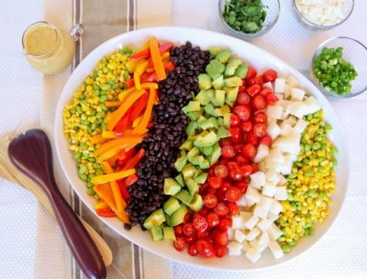 salad thức ăn giảm cân nhanh