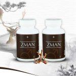 Combo 2 Hộp Thực phẩm bảo vệ sức khỏe ZMAN