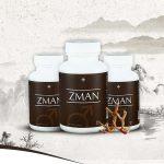 Combo 3 Hộp Thực phẩm bảo vệ sức khỏe ZMAN