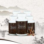 Combo 5 Hộp Thực phẩm bảo vệ sức khỏe ZMAN