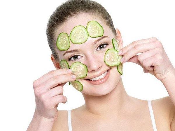 đắp dưa leo có tác dụng gì đối với da mặt