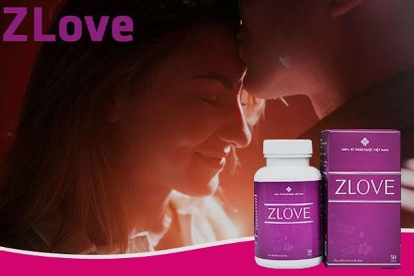 ZLove - Thuốc bổ sung cho mẹ sau sinh