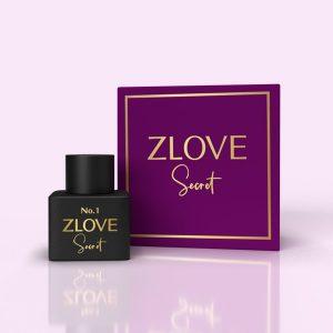 Nước hoa vùng kín Zlove Secret No1
