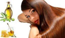 chăm sóc tóc bằng dầu ô liu