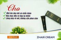 Review Zhair Cream thông qua công dụng của sản phẩm