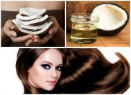 Dầu dừa kích thích mọc tóc hiệu quả