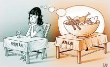 Nhịn ăn tối là phương pháp giảm cân sai lầm